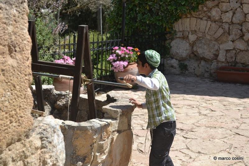 Vivir y crecer como Jesús en Nazareth