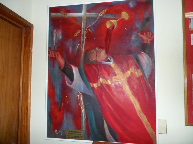 Romero martir