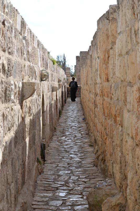 Un giro sulle mura