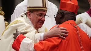 cardinal philippe ouedraogo Benoit XVI