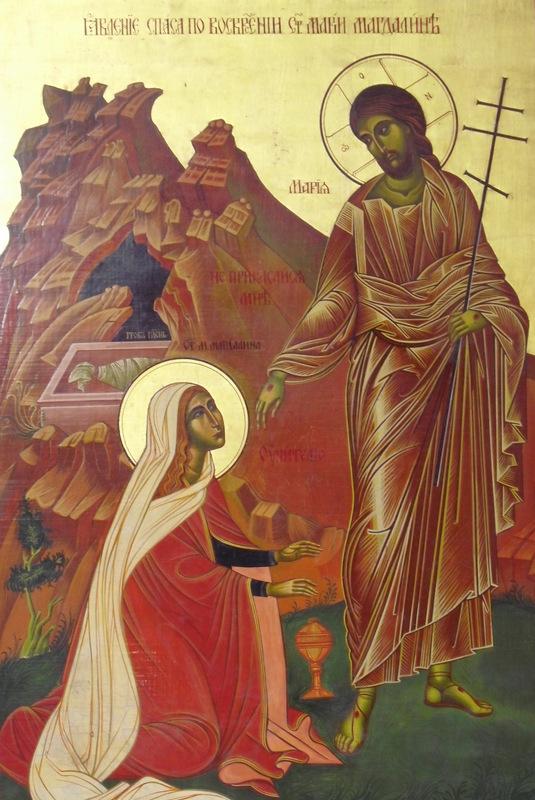 risurrezione icona