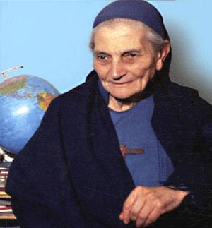 Magdeleine Hutin, Piccola Sorella di Gesù (1898-1989)