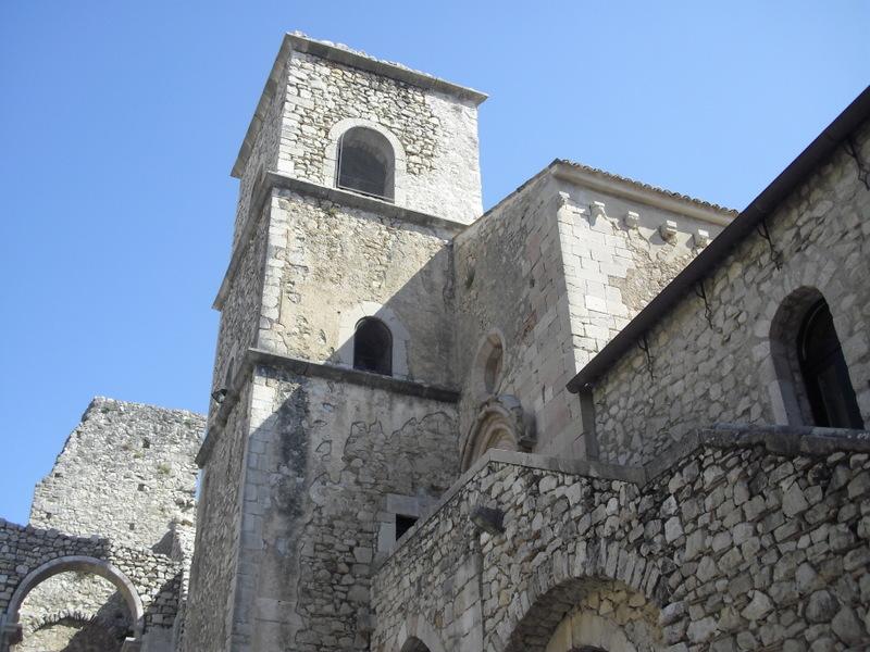 Esterno della Cappella di san Luca