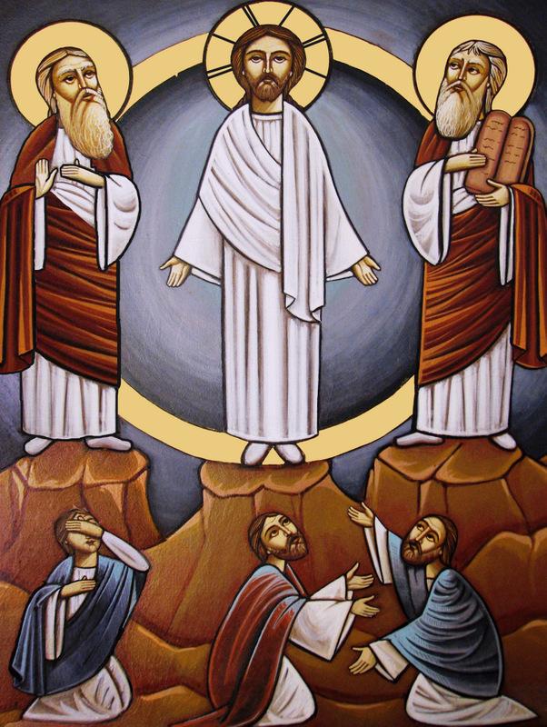 Sul Monte della Trasfigurazione, un incontro personale con Dio