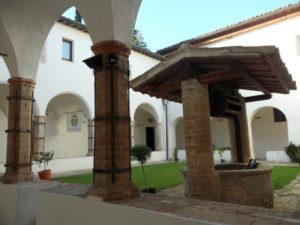 San Girolamo chiostro