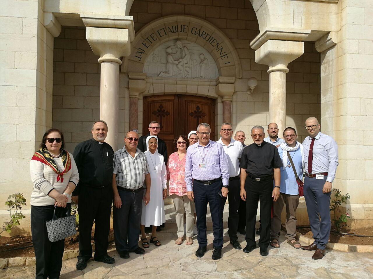 Chiusura dell'anno della misericordia per gli ospedali di Nazaret