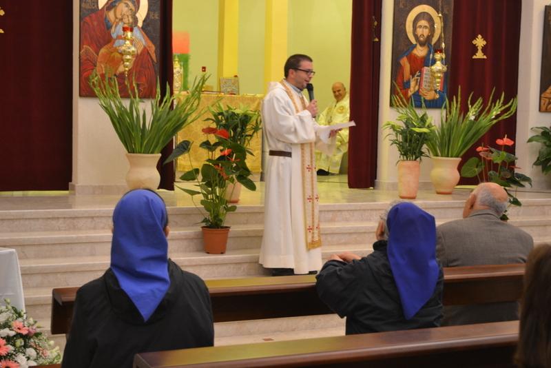 Maria nella sua Nazaret