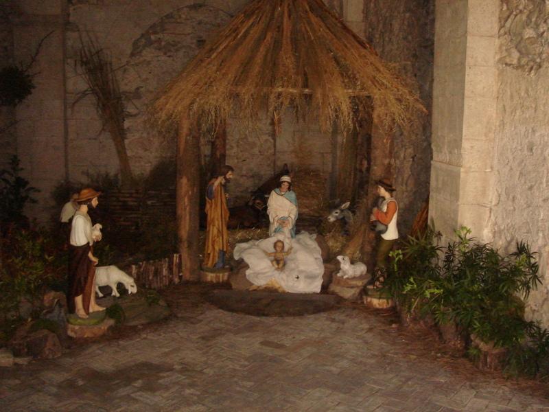 La meraviglia del Natale e del presepio
