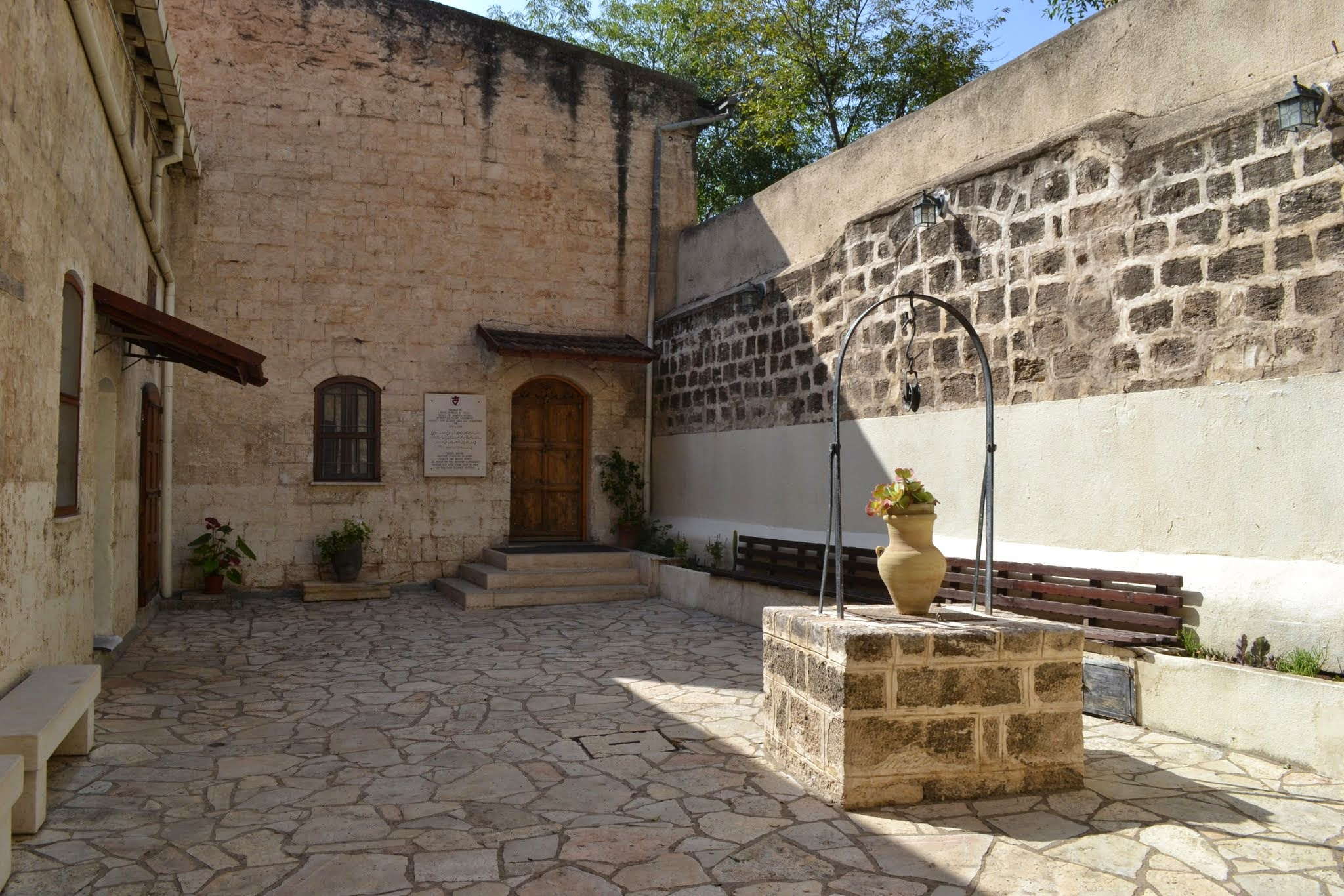 L'amore si manifesta nella piccolezza, a Nazaret