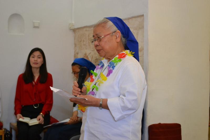 Una vita da Piccola Sorella: 60 anni di professione di ps Teresa