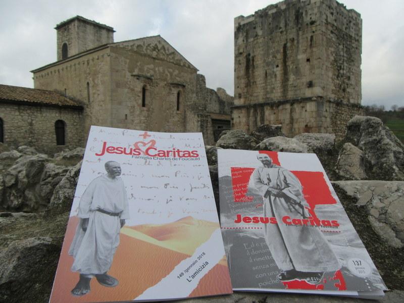Rivista Jesus Caritas, un nuovo slancio