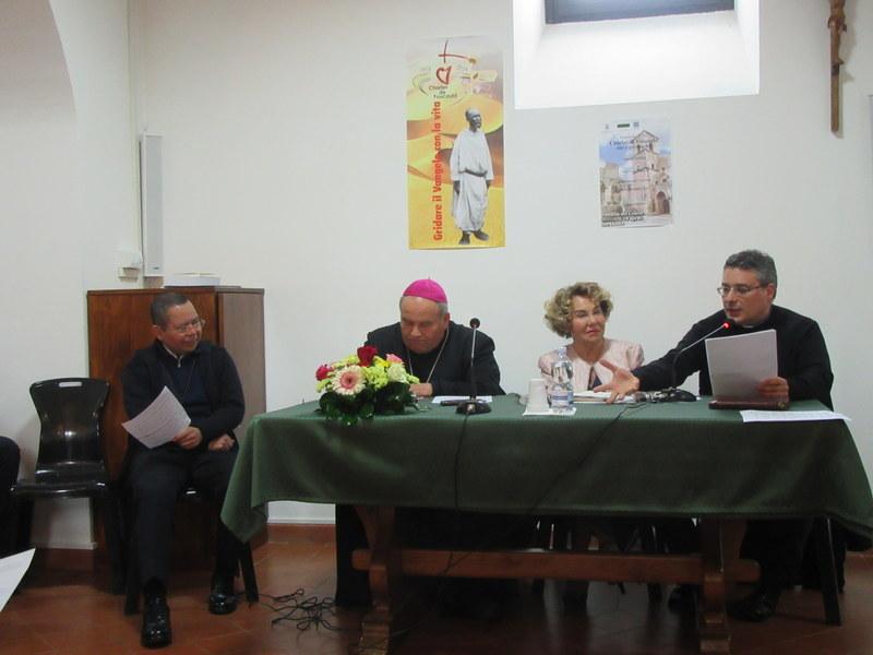 Festa al Goleto per la presentazione del libro di fratel Oswaldo