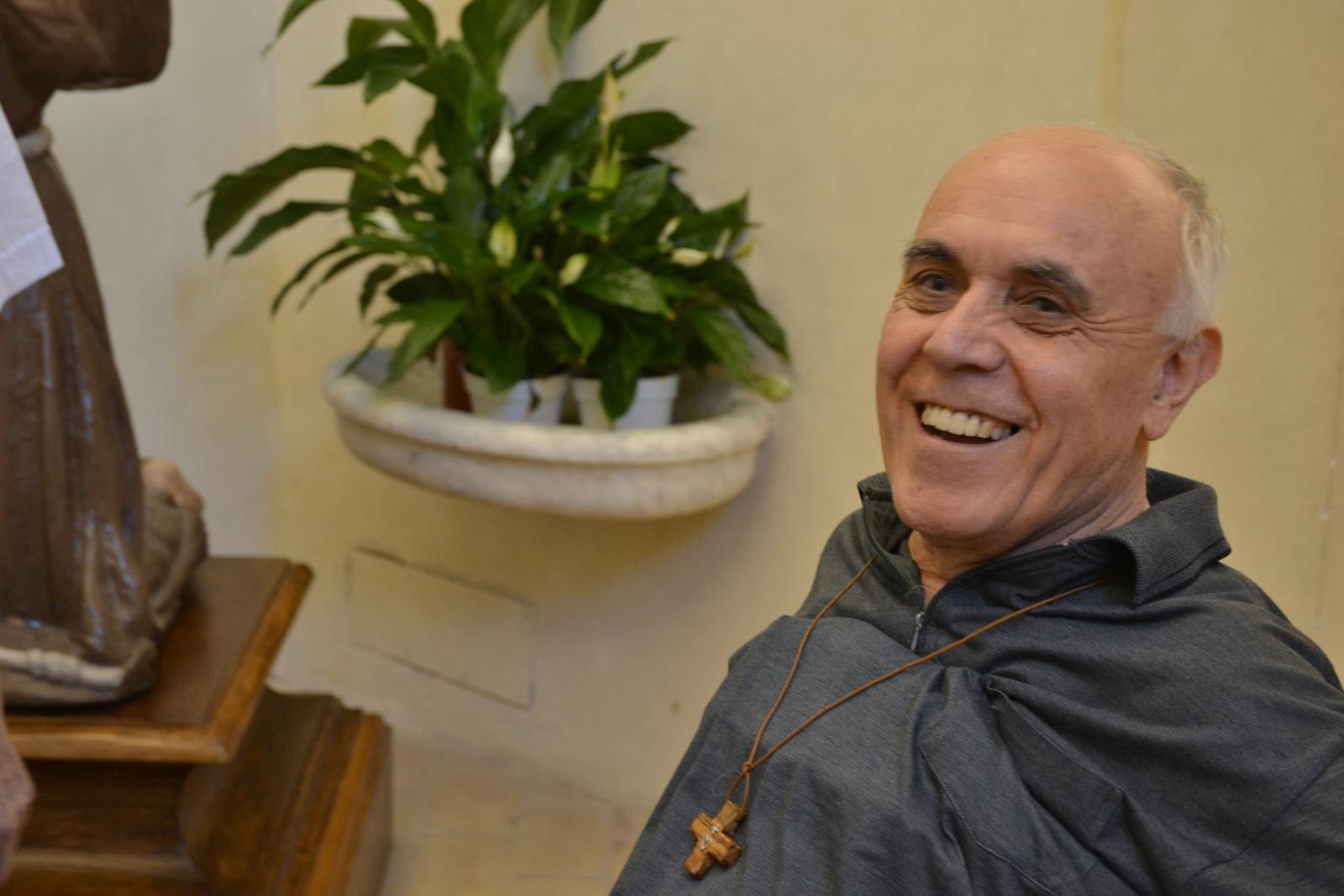 Fratel Piero nella luce del Risorto