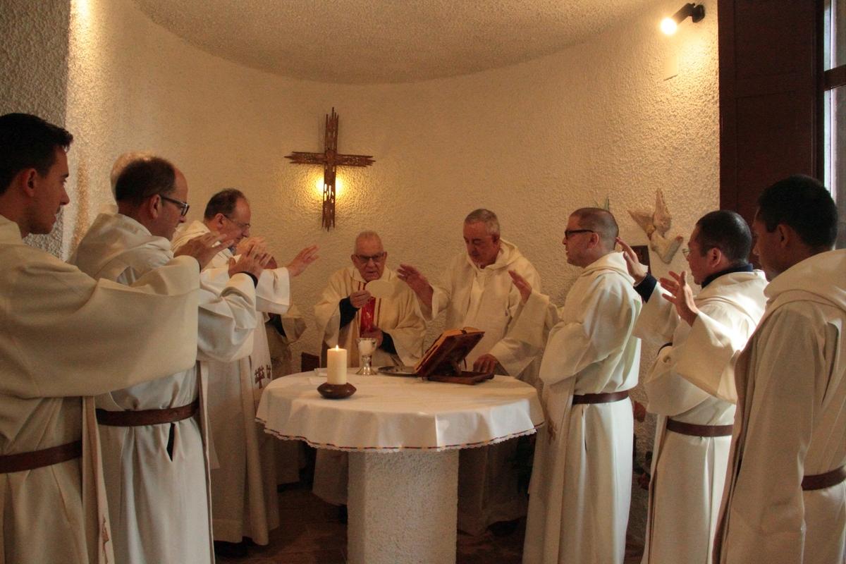 Inizio del Giubileo dei Piccoli Fratelli di Jesus Caritas