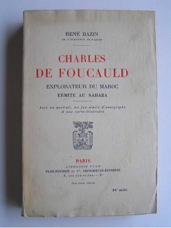 frère Charles: cent'anni di biografie